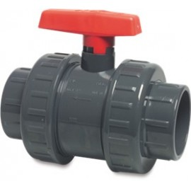 PVC Ball Valve (Double Union)