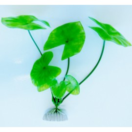 """Eichorina Plastic Aquarium Plant 16"""""""