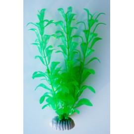 """Cardamine Plastic 16"""" Aquarium Fish Tank Plant"""