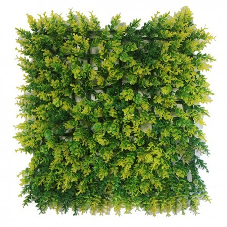 Betta Full Size Green & Yellow Mat 25 x 25cm