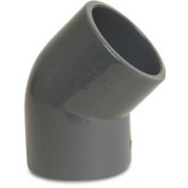 PVC Elbow 45°