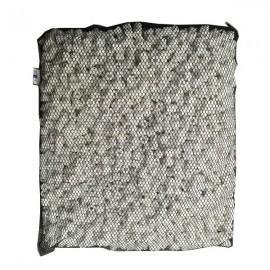 """Ceramic Rings in 10"""" x 12"""" White Net Bag Aprx. 2kg"""