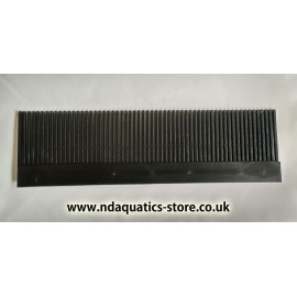 Aquarium weir combs
