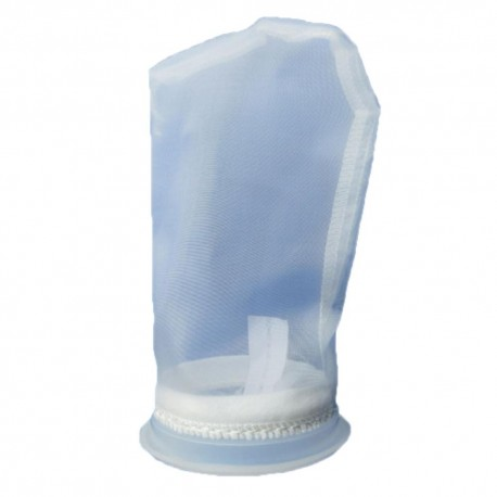 "TMC  4"" nylon filter sock 100 microns"